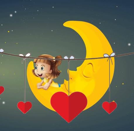 Walentynkowe nocowanie w przedszkolu